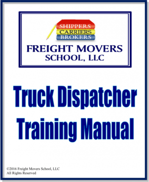 Learn how to become a truck dispatcher with our dispatcher training manual
